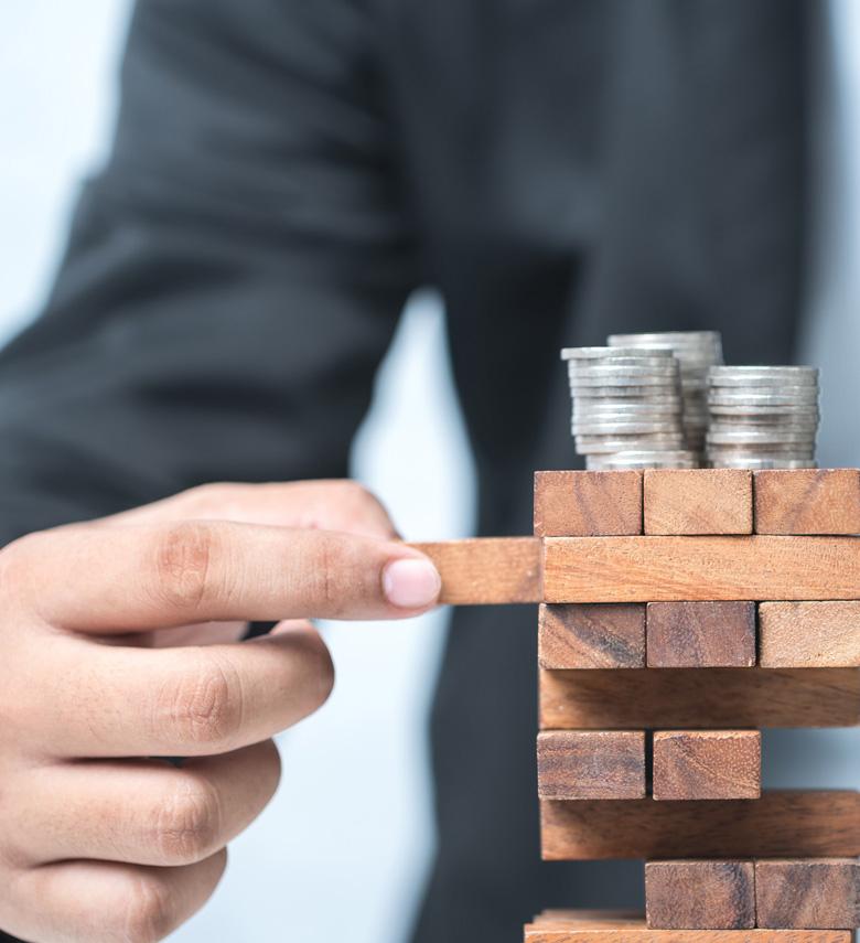 investissements et risques