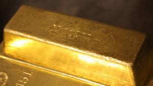barre en or