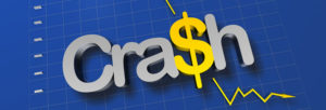 Les raisons du crash boursier